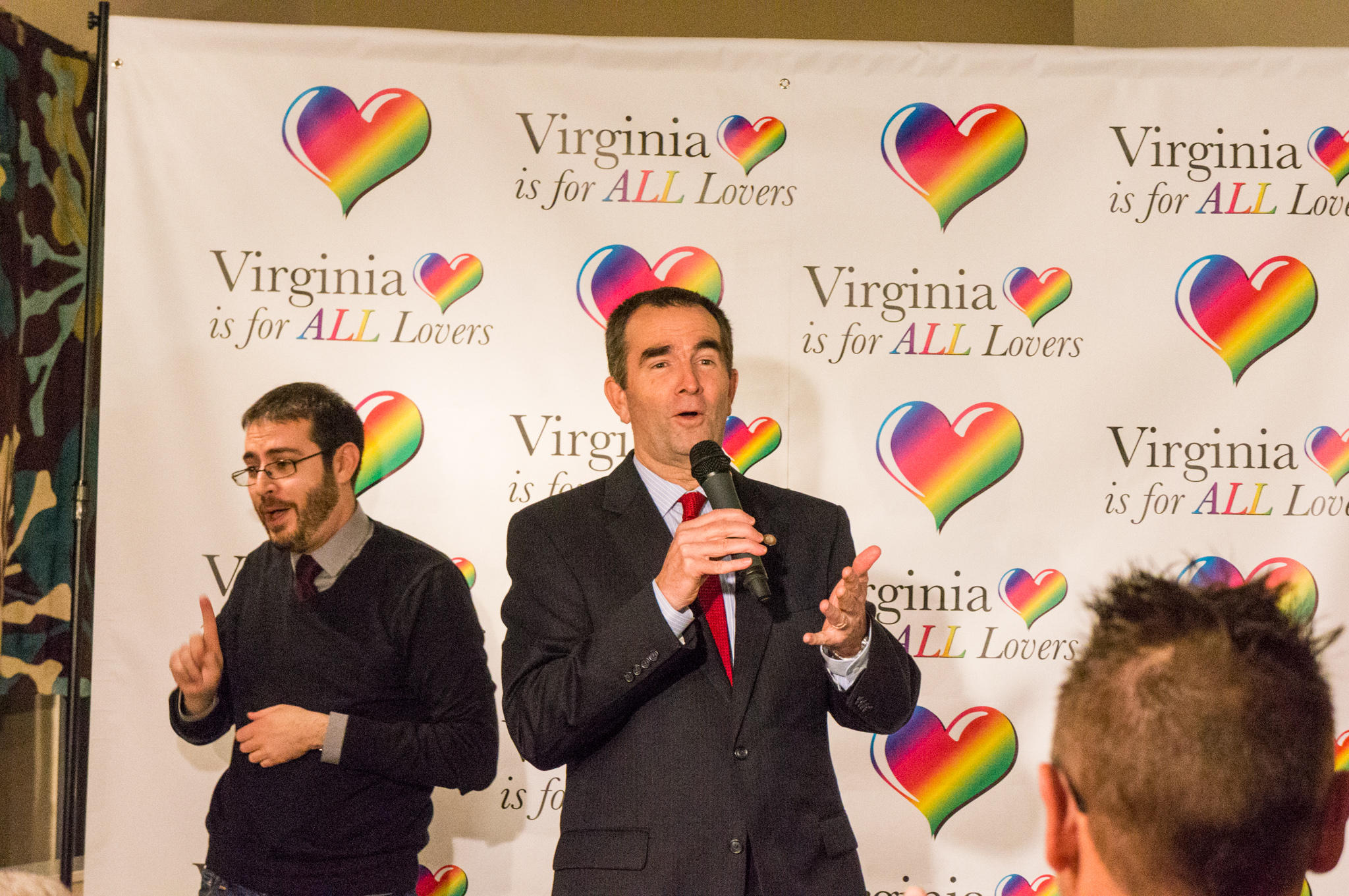 Lieutenant Governor of Virginia, Ralph Northam