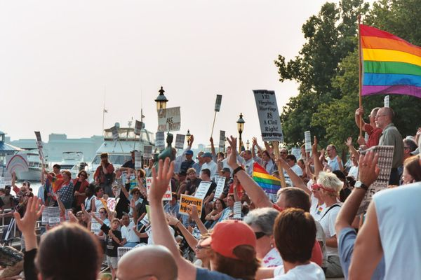 A Celebration in Solidarity: GLBT Virginians Finally Get a Win of Their Own in Court